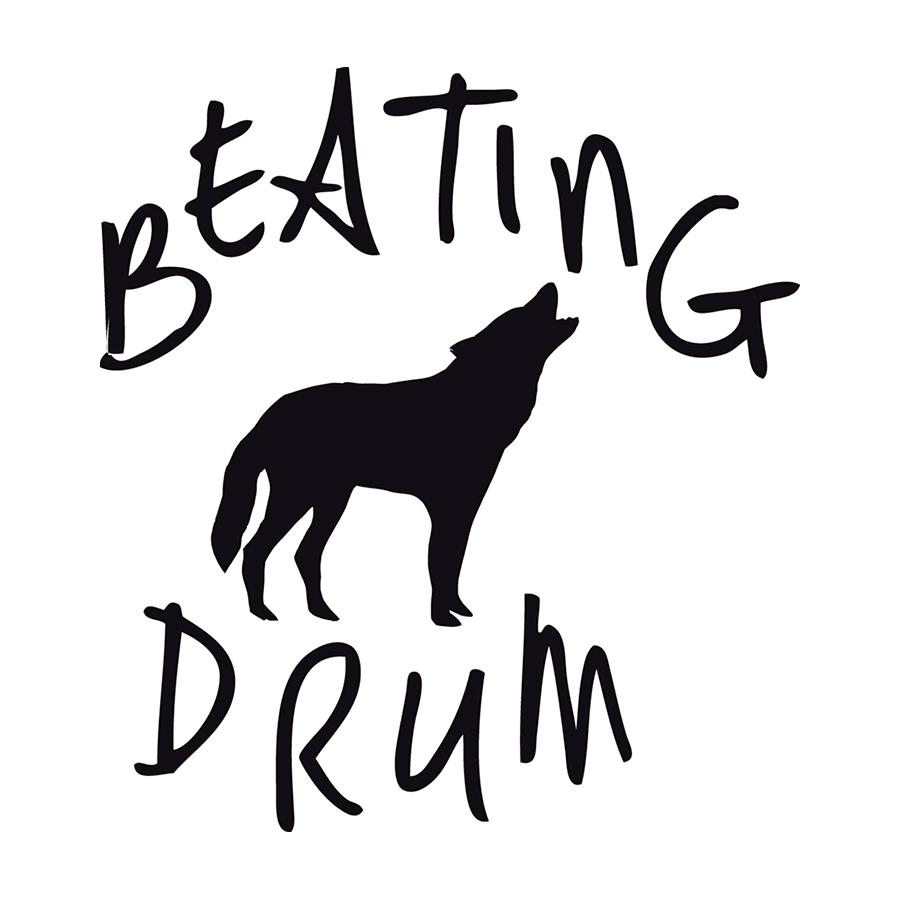 Logo Beating Drum